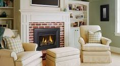Converting Brick Wood Fireplace To Gas Insert   Google Search  Gaskamineinsätze, Eck Gas