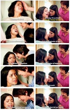 Whose heart didn't straight-up OVERFLOW when they showed us the symmetry of the Villanueva women supporting each other through childbirth? Jane the Virgin. Jane The Virgin Rafael, Jane And Rafael, Love Movie, Movie Tv, Virginity Quotes, Justin Baldoni, Gina Rodriguez, Cw Series, Las Vegas
