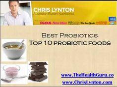 best probiotics - Top 10 probiotic foods and natural ways to supplement  www.chrislynton.com