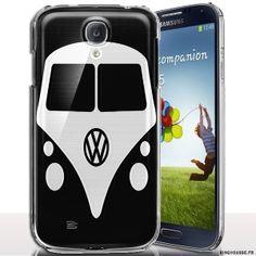 Coque galaxy s4 mini van - Coque silicone ou rigide pour téléphone portable S4 mini. #coque #s4 #mini #telephone #i9195 #cover #phone #case #samsung #galaxy #van
