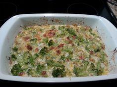 Cheesy Broccoli Casserole Low Carb) Recipe - Food.com
