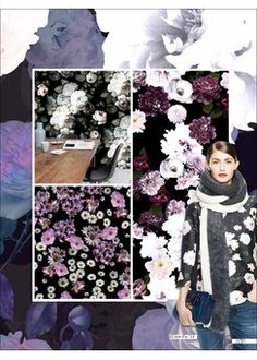 Prints & More - F/W - Prints & Patterns - Styling forecasts- . Trends 2015 2016, 2015 Fashion Trends, Winter Trends, Fall Winter 2015, Fashion Colours, Colorful Fashion, Fashion Forecasting, Autumn Inspiration, Colour Inspiration