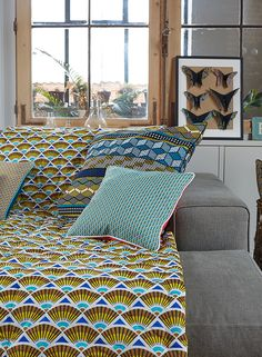 Inspiration for our Style Rooms - Rhinetex Lifestyle Fabrics https://rhinetex.com