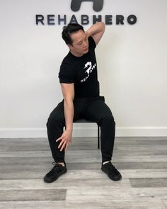 Short Workouts, Gym Workout Tips, Workout Videos, At Home Workouts, Posture Exercises, Back Exercises, Perfect Posture, Posture Correction, Flexibility Workout