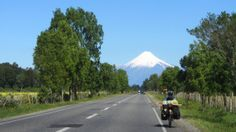 Chile (Bariloche - Puerto Montt) Rio, Chili, Argentine, Lake District, South America, Cycling, Country Roads, Travel, Paths