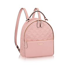 Sorbonne Backpack Monogram Empreinte Femme Sacs à main | LOUIS VUITTON
