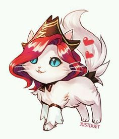 Kitty Miss Fortune
