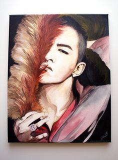 BigBang - Taeyang  @deviantART