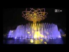 "Expo Milano 2015, Tree of Life - ""La forza del sorriso"" Andrea Bocelli"