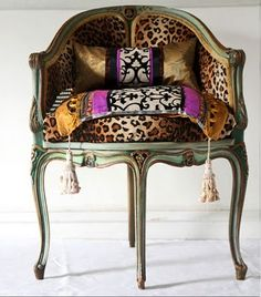 Betsy Johnson chair