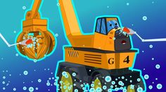 Grab crane| car wash
