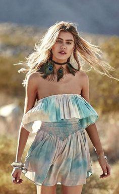 Boho Beauty -☆ http://www.shopplanetblue.com/ ☆ https://es.pinterest.com/iolandapujol/pins/