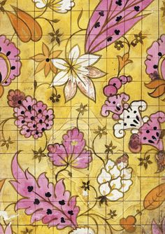 from the Victoria and Albert museum textile design collection