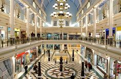 MADRID'S TOP SHOPPING MALLS