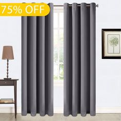 Luxury Curtain thermal Liner