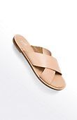Pure Jill minimalist sandals | J.Jill $89 also in black