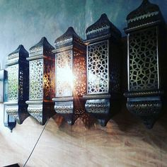 Wall lamp made from copper for interior and exterior Copper Wall, Metal Artwork, Handicraft, Interior And Exterior, Brass, Gallery, Home Decor, Craft, Decoration Home