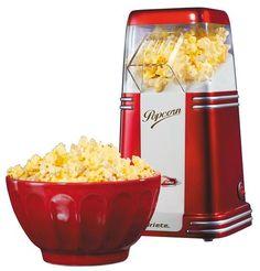 Ariete Popcorn Machine Popper Rood