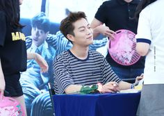 Specialmoment, ohBoy! - 150804 영등포 팬싸인회