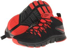 Nike Free Trainer 7.0 (Black Light Crimson) - Footwear on shopstyle.com cadd5f8af0a4