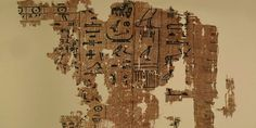 Authorities unveiled 30 papyri which contain the oldest known examples of Egyptian writing, dating back 4,500 years.  Found within caves in the ancient Red Sea port of Wadi al-Jarf, the papyri provide insight into the lives of workers in the port during the reign of fourth dynasty King Khufu, also known as Cheops, for whom the Great Pyramid of Giza was built as a tomb.  The hieroglyphs reveal that workers and em