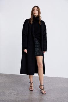 63239362781e Image 1 of ANIMAL PRINT JACQUARD SKIRT from Zara Skirts, Fashion, Zara,  Stamping