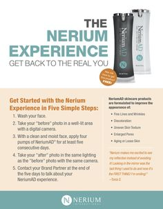 Experience Nerium for yourself tberrier.nerium.com