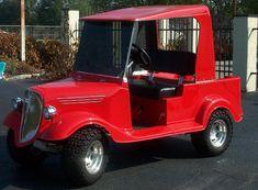 Melissa's Golf Cart Custom Body Kits - click 4 Body Kits Custom Golf Cart Bodies, Custom Golf Carts, Golf Cart Body Kits, Custom Body Kits, Vintage Cars, Transportation, Technology, Tech, Tecnologia