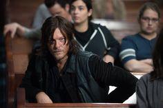 The Walking Dead Season 6 Episode 12 'Not Tomorrow Yet' Daryl Dixon
