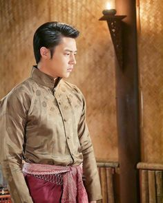 Traditional Thai Clothing, Traditional Dresses, Thailand History, Mark Prin, Thai Fashion, Thai Style, Thai Drama, Handsome, Celebs