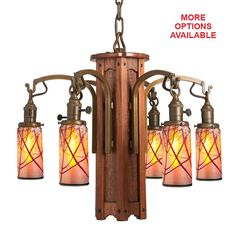 Square Chandelier, Chandelier For Sale, Lantern Chandelier, Linear Chandelier, Craftsman Chandeliers, Craftsman Lighting, Large Chandeliers, Craftsman Staircase, Chandelier Lighting Fixtures