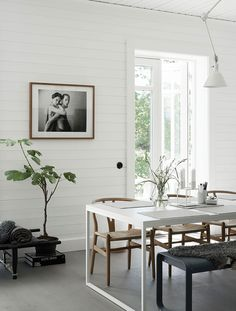 Another Peak Into the Impeccably Decorated Home of Swedish Stylist Pella Hedeby - NordicDesign