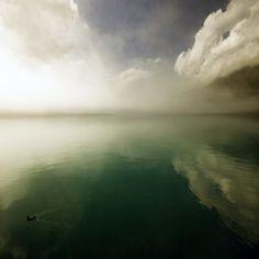 Fine Art America : in the morning mist Canvas Print / Canvas Art - Artist Angel Tarantella | Sumally (サマリー)