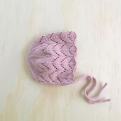 'Isla' Knit Bonnet