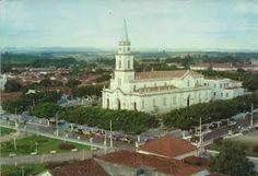 Igreja Matriz. Pirassununga SP Brasil