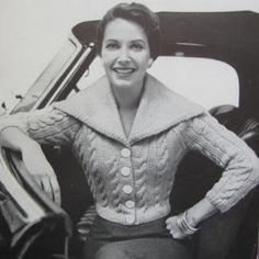 Some more unseasonable inspiration: 50s sweaters | The Girl with the Star-Spangled Heart: Some more unseasonable inspiration: 50s sweaters