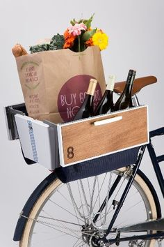 Amazon.com : Buca Boot - the Versatility of a Bike Basket, the Storage Security of a car trunk : Launchpad