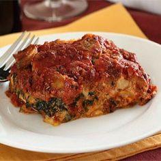 Yum lasagne! Must make!!!