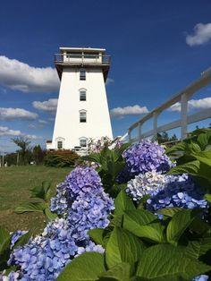 The Baywatch Lighthouse - Brackley Beach, King Edward Island, Canada