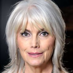 Medium Length Hairstyles for Women over 60