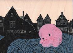 In Bruges II Art Print by Hyein Lee | Society6