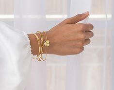 Mammasmykke | Familiesmykke | Mitt Navnesmykke Gold Bar Necklace, Drop Necklace, Name Necklace, Initial Necklace, Engraved Bracelet, Name Bracelet, Bangle Bracelet, Interlocking Circle Necklace, Custom Charms