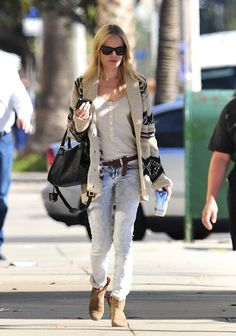 Kate Bosworth always has such a chic style. Description from pinterest.com. I searched for this on bing.com/images