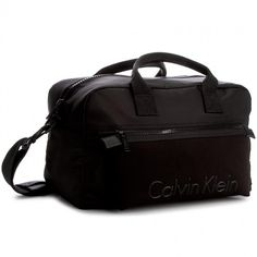 Torba CALVIN KLEIN BLACK LABEL - Alec Medium Duffle K50K503163  001 Calvin Klein Black, Furla, Clarks, Tommy Hilfiger, Medium, Bags, Handbags, Dime Bags, Lv Bags
