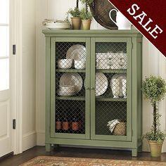 Laurel Display Cabinet