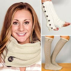 Look at this Brave the Cold: Women's Accessories on #zulily today!