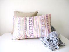 little attic shop stitched pillow covers