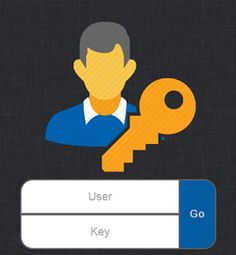 Userkeys login