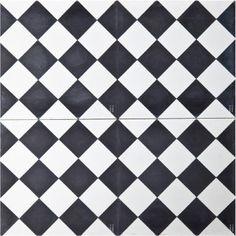 Black and White Diamond Reproduction Encaustic Tile Ceramic Tile Floor Bathroom, Hearth Tiles, Pink Tiles, Floor Texture, Encaustic Tile, Color Tile, Stone Flooring, Hand Painted Ceramics, Tile Patterns