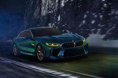 Představení   BMW odhaluje budoucnost modelové řady 8   Trendy Cars - moderní luxusní auta